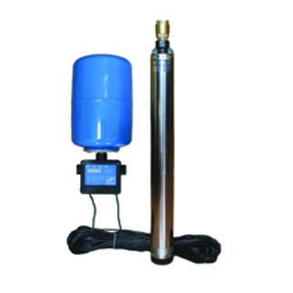 Система автоматического водоснабжения «Частотник»